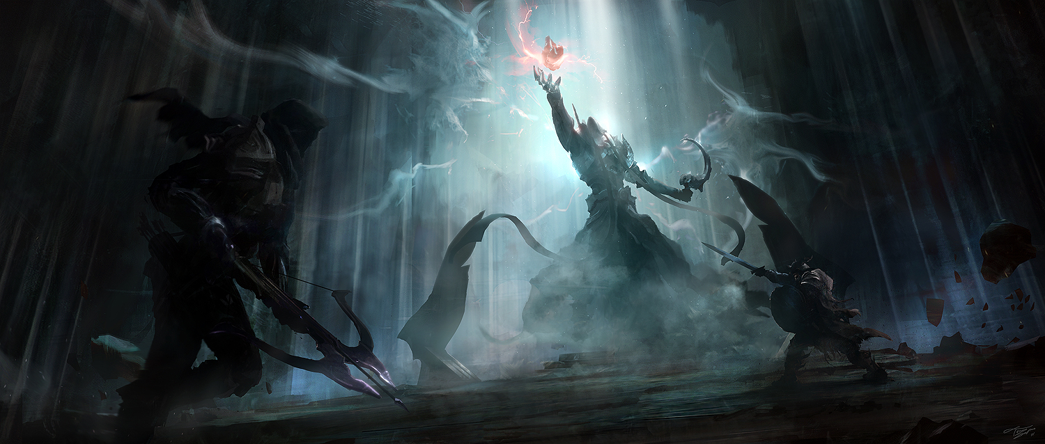 final_confrontation___diablo_3_reaper_of_souls_by_Zhou_Shuo